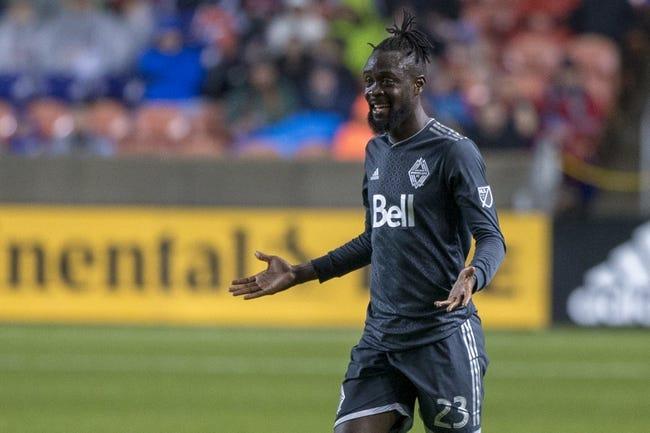 Vancouver Whitecaps vs. Real Salt Lake  - 4/27/18 MLS Soccer Pick, Odds, and Prediction
