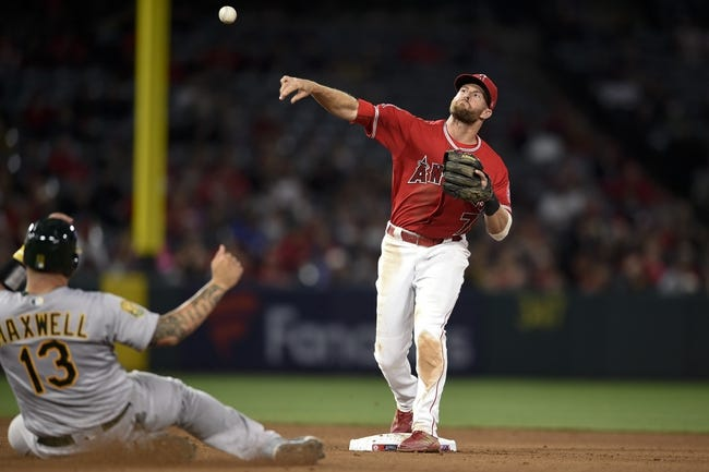 Los Angeles Angels vs. Oakland Athletics - 4/8/18 MLB Pick, Odds, and Prediction