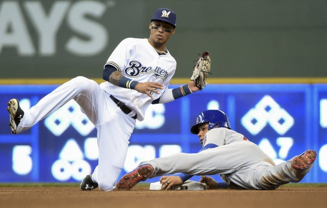 MLB | Milwaukee Brewers (16-9) at Chicago Cubs (11-10)