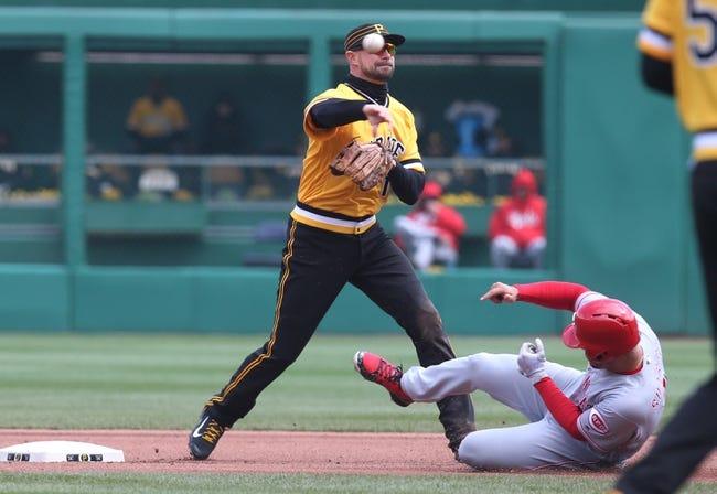 Cincinnati Reds vs. Pittsburgh Pirates - 5/22/18 MLB Pick, Odds, and Prediction