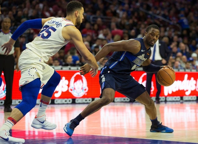 NBA | Philadelphia 76ers - Dallas Mavericks