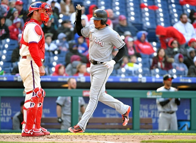 Miami Marlins vs. Philadelphia Phillies - 4/30/18 MLB Pick, Odds, and Prediction