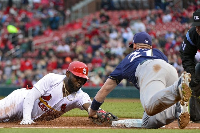St. Louis Cardinals vs. Milwaukee Brewers - 4/10/18 MLB Pick, Odds, and Prediction