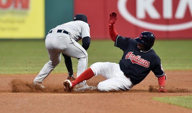 MLB | Detroit Tigers (4-4) at Cleveland Indians (4-5)