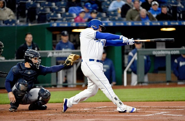 Kansas City Royals vs. Seattle Mariners - 4/10/18 MLB Pick, Odds, and Prediction