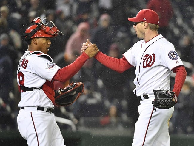 Washington Nationals vs. Atlanta Braves - 4/10/18 MLB Pick, Odds, and Prediction