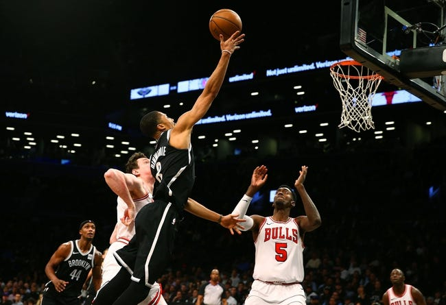 NBA | Brooklyn Nets (14-18) at Chicago Bulls (7-24)