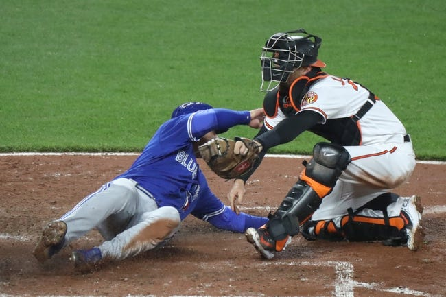 Baltimore Orioles vs. Toronto Blue Jays - 4/10/18 MLB Pick, Odds, and Prediction