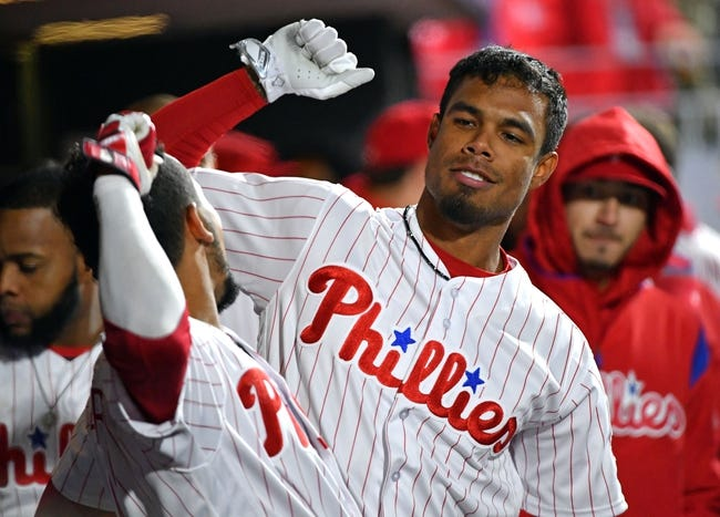 Philadelphia Phillies vs. Cincinnati Reds - 4/10/18 MLB Pick, Odds, and Prediction