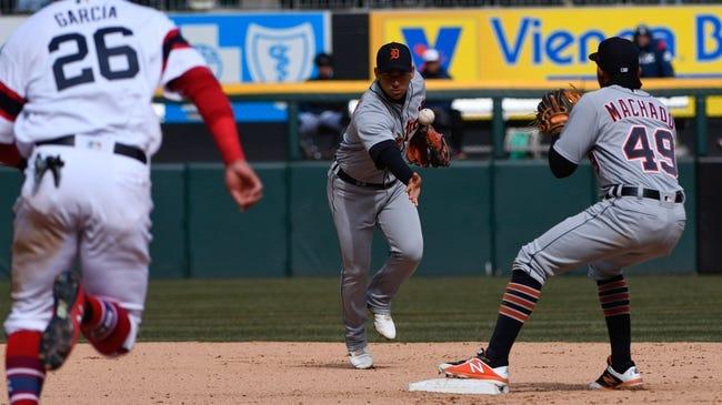 Detroit Tigers vs. Chicago White Sox - 5/25/18 MLB Pick, Odds, and Prediction