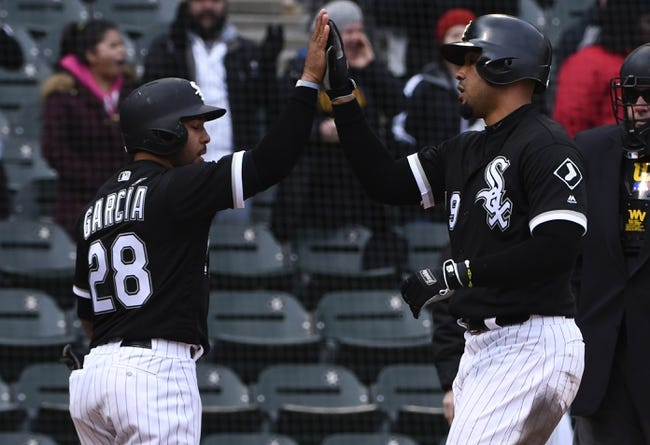 MLB | Tampa Bay Rays (3-8) at Chicago White Sox (3-7)