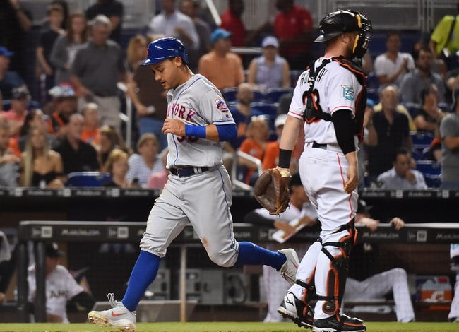 Miami Marlins vs. New York Mets - 4/11/18 MLB Pick, Odds, and Prediction