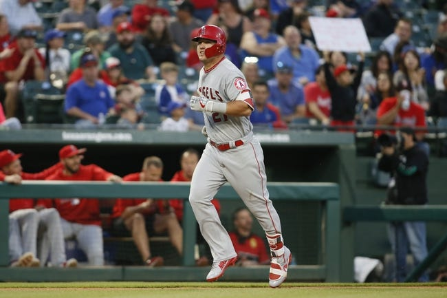 Texas Rangers vs. Los Angeles Angels - 4/11/18 MLB Pick, Odds, and Prediction