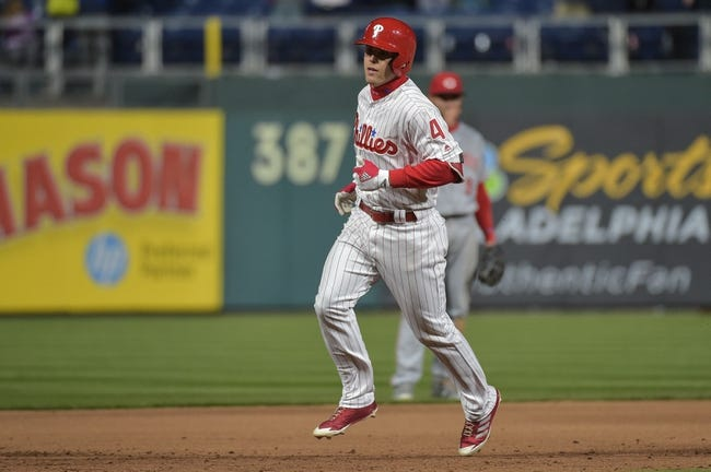 Philadelphia Phillies vs. Cincinnati Reds - 4/11/18 MLB Pick, Odds, and Prediction