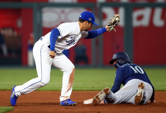 Kansas City Royals vs. Seattle Mariners - 4/11/18 MLB Pick, Odds, and Prediction