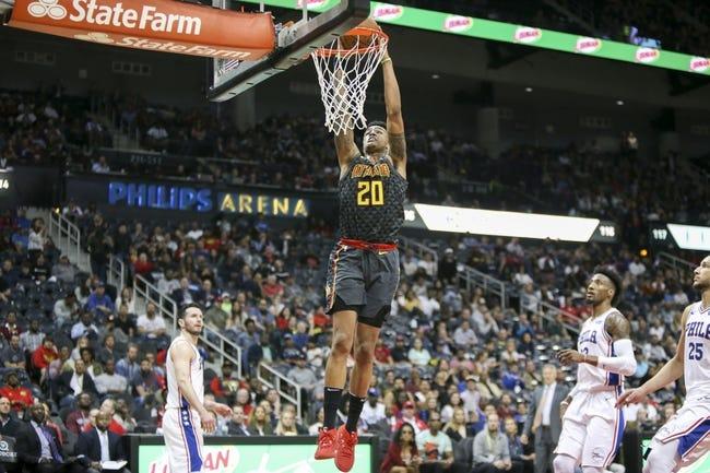 NBA | Atlanta Hawks (2-3) at Philadelphia 76ers (3-3)