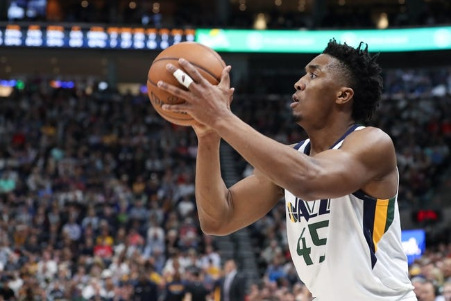 NBA | Toronto Raptors (1-0) at Utah Jazz (1-0)