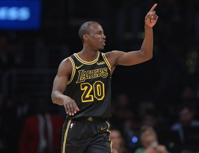 Los Angeles Lakers vs. Houston Nuggets - 10/2/18 NBA Pick, Odds, and Prediction