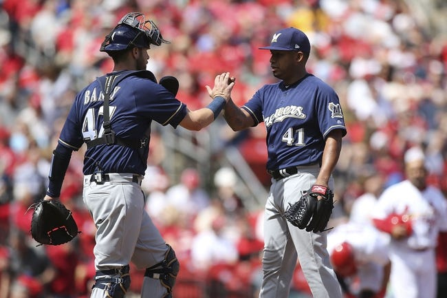 Milwaukee Brewers vs. St. Louis Cardinals - 5/28/18 MLB Pick, Odds, and Prediction