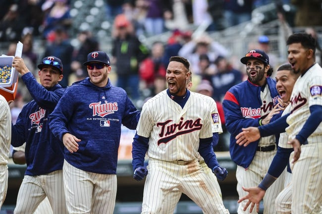 MLB | Minnesota Twins (63-73) at Houston Astros (84-53)