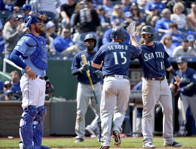 Seattle Mariners vs. Kansas City Royals - 6/29/18 MLB Pick, Odds, and Prediction
