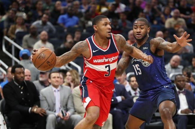 Orlando Magic vs. Washington Wizards - 11/9/18 NBA Pick, Odds, and Prediction