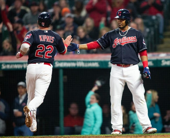 Cleveland Indians vs. Detroit Tigers - 4/12/18 MLB Pick, Odds, and Prediction