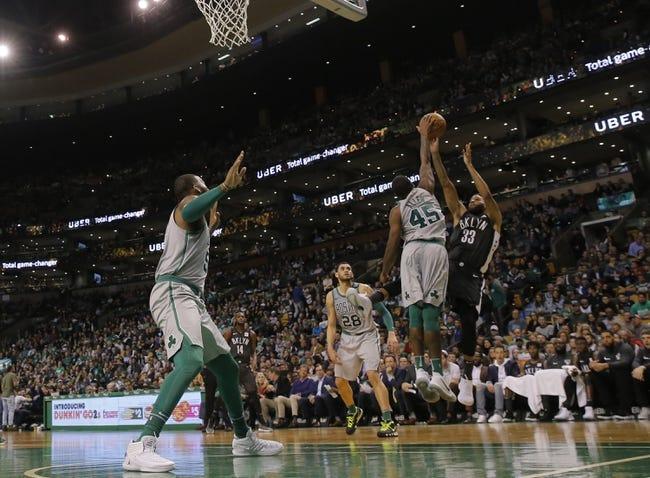 NBA | Brooklyn Nets at Boston Celtics