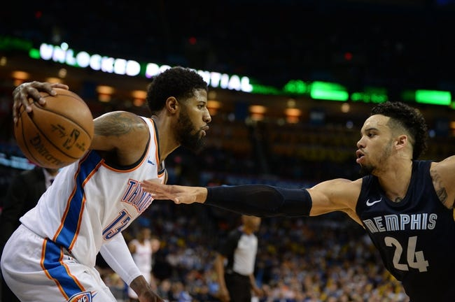 NBA | Memphis Grizzlies at Oklahoma City Thunder