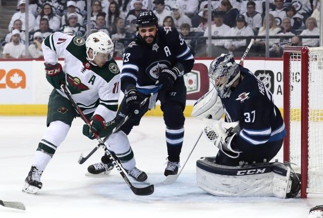 Winnipeg Jets vs. Minnesota Wild - 4/13/18 NHL Pick, Odds, and Prediction