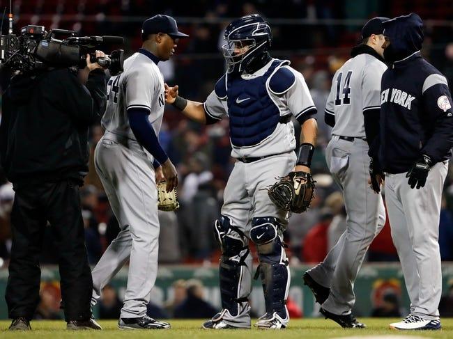 Boston Red Sox vs. New York Yankees - 4/12/18 MLB Pick, Odds, and Prediction