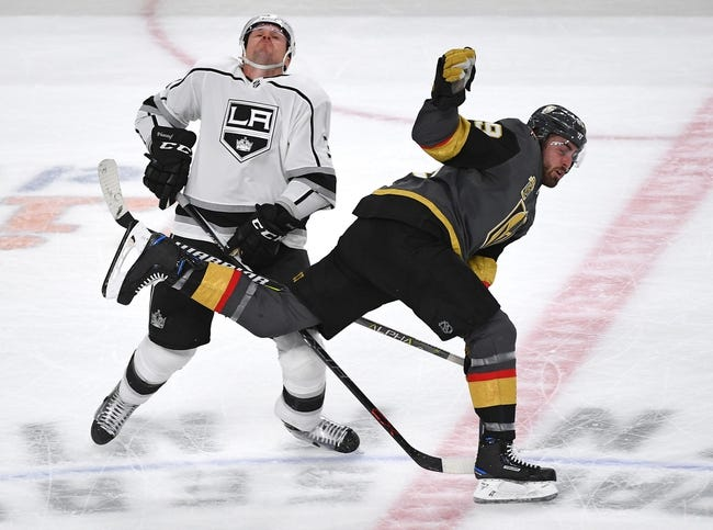 Vegas Golden Knights vs. Los Angeles Kings - 4/13/18 NHL Pick, Odds, and Prediction