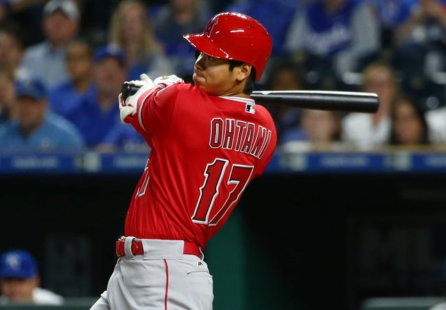 Kansas City Royals vs. Los Angeles Angels - 4/13/18 MLB Pick, Odds, and Prediction