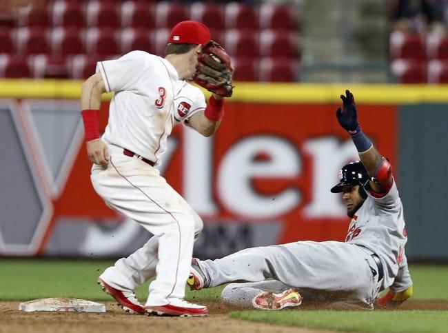 Cincinnati Reds vs. St. Louis Cardinals - 4/13/18 MLB Pick, Odds, and Prediction