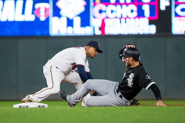 Minnesota Twins vs. Chicago White Sox - 4/13/18 MLB Pick, Odds, and Prediction