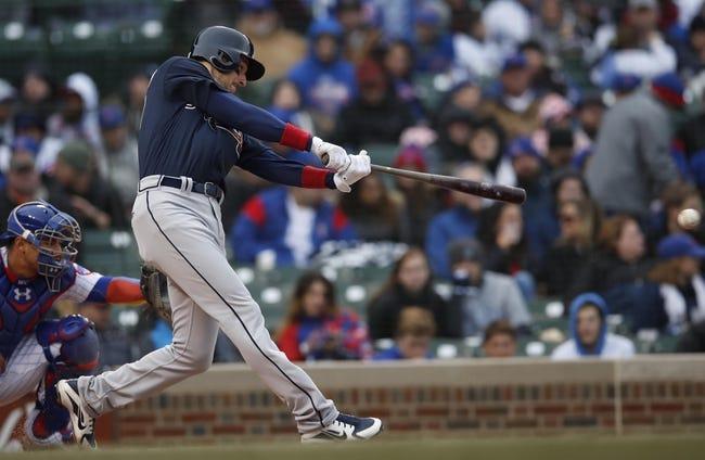 Chicago Cubs vs. Atlanta Braves - 4/14/18 MLB Pick, Odds, and Prediction