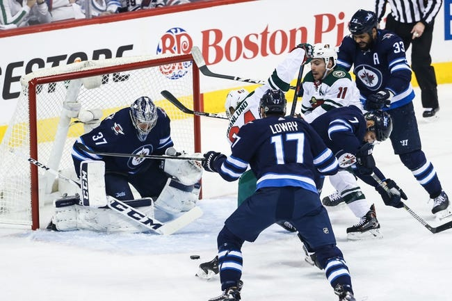 Minnesota Wild vs. Winnipeg Jets - 4/15/18 NHL Pick, Odds, and Prediction
