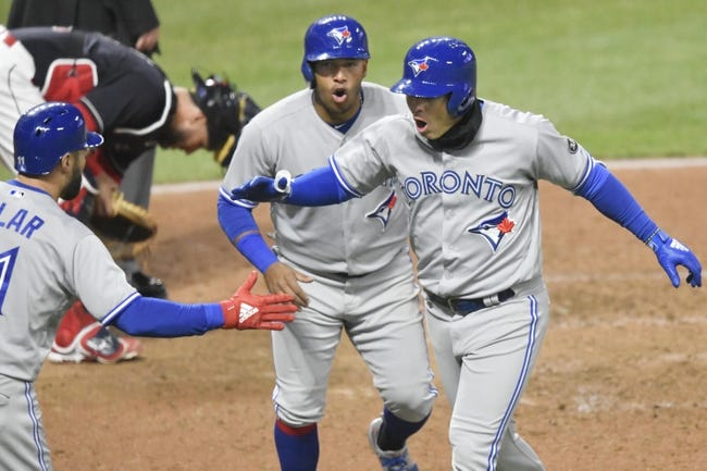 Cleveland Indians vs. Toronto Blue Jays - 4/15/18 MLB Pick, Odds, and Prediction