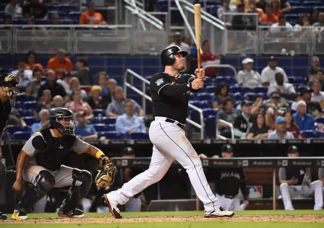 Miami Marlins vs. Pittsburgh Pirates - 4/14/18 MLB Pick, Odds, and Prediction