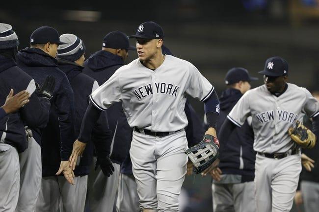 New York Yankees vs. Miami Marlins - 4/16/18 MLB Pick, Odds, and Prediction
