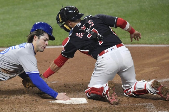 Cleveland Indians vs. Toronto Blue Jays - 4/14/18 MLB Pick, Odds, and Prediction