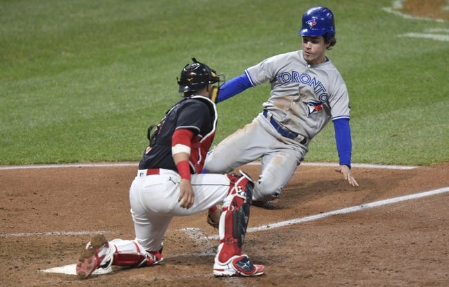 Toronto Blue Jays at Cleveland Indians Game Two - 5/3/18 MLB Pick, Odds, and Prediction