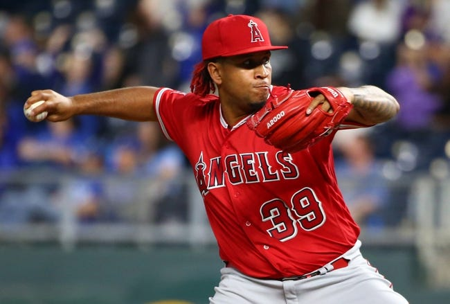Kansas City Royals vs. Los Angeles Angels - 4/14/18 MLB Pick, Odds, and Prediction