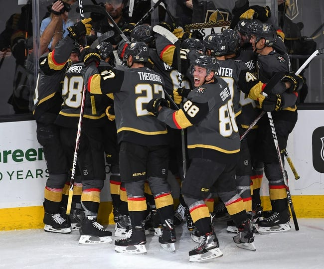 Los Angeles Kings vs. Vegas Golden Knights - 4/15/18 NHL Pick, Odds, and Prediction
