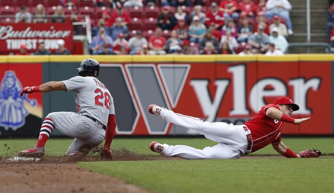 Cincinnati Reds vs. St. Louis Cardinals - 4/15/18 MLB Pick, Odds, and Prediction
