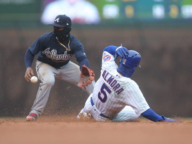 Chicago Cubs vs. Atlanta Braves - 4/15/18 MLB Pick, Odds, and Prediction