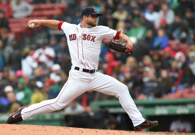 Boston Red Sox vs. Baltimore Orioles - 4/15/18 MLB Pick, Odds, and Prediction