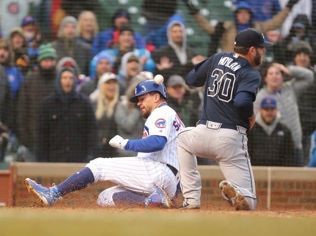 Chicago Cubs vs. Atlanta Braves - 5/14/18 MLB Pick, Odds, and Prediction
