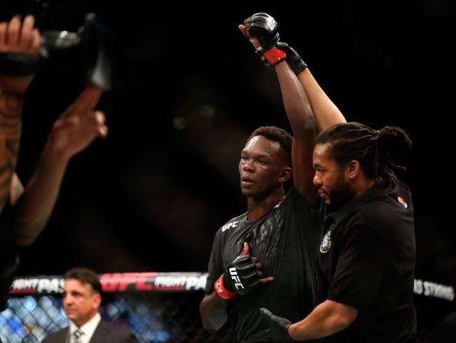 Brad Tavares vs. Israel Adesanya UFC Pick, Preview, Odds, Prediction - 7/6/18