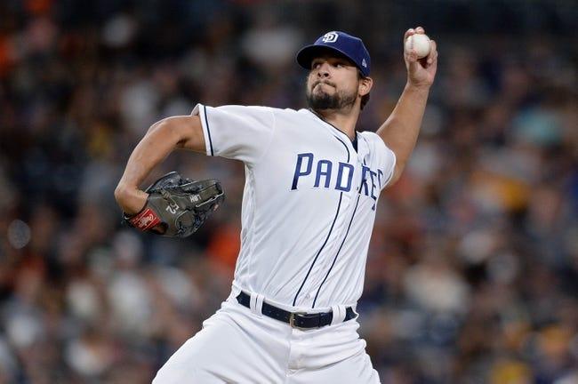 San Diego Padres vs. San Francisco Giants - 4/15/18 MLB Pick, Odds, and Prediction